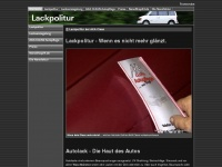 lackpolitur.aka-clean-autopflege.de