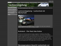 lackversiegelung.aka-clean.de