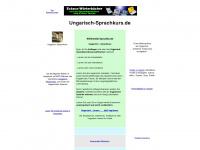 Ungarisch lernen, Sprachkurs für Ungarisch, Ungarischsprachkurs