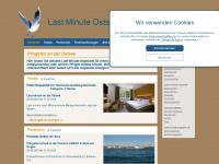 Ostsee Last Minute Angebote - für Ihren Urlaub an der Ostsee!