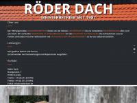 RöderDach | &copy 2011 Dachdecker Dresden, Dachdeckerinnung