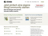 21publish.de - 21Publish - Content Management and Multi-User Blogs