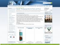 Shop-reinigungsmittel.de - shop reinigungsmittel - Eisenwaren Reiner Sander & Spezialreinigungsmittel