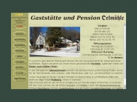 Gaststätte und Pension Oelmühle in Oberschöna bei Freiberg