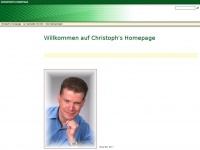 Christoph's Homepage