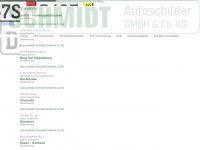 Autoschilder-schmidt.de - Autoschilder Schmidt