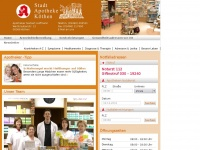 Stadt-Apotheke - Ihre Apotheke in Köthen