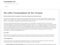 Terrassenplaner f r firstwood for Kann terrassenplaner