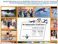 21. Silbersee-Triathlon in Stuhr 27.07.2014