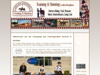 HELGA HOMMEL, Westernreiten, Training, Showing, EWU