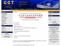 Ggtgastro.de - GGT Gastro-Großküchen-Technik