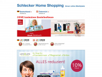 Schlecker.de - Schlecker Home Shopping
