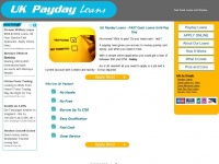 Ukpayday.co.uk - UK Payday Loans - Fast Cash Advance