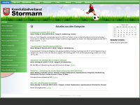 Kreisfussballverband-stormarn.de - Kreisfußballverband Stormarn: Aktuelles