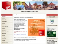 Newsseite - SPD Waltershausen