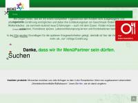 Menütaxi GmbH - Gesundes Essen für Kinder, unser Auftrag. - Essen in der Kita