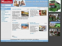 Essen-in-der-schule.de - Menütaxi GmbH - Gesundes Essen für Kinder, unser Auftrag. - Essen in der Schule