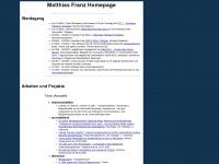 matthias-franz.de