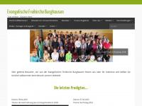 Freikirche-burghausen.de - Herzlich Willkommen!