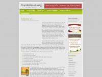Kondolieren.org | Wie schreibe ich Kondolezkarten zur Kondolenz?
