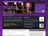 mama pizza pizza online bestellen heimservice rosenheim landshut. Black Bedroom Furniture Sets. Home Design Ideas