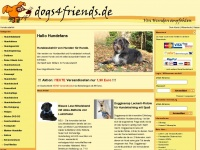 dogs4friends.de Thumbnail