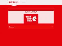 SPD Großgemeinde Schonungen - Startseite