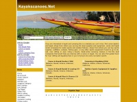 kayakscanoes.net