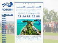 Fachtagung des EÖDL - Ersten Österreichischen Dachverbandes Legasthenie