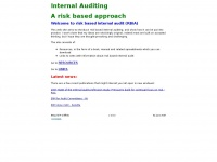 Internalaudit.biz - Risk based internal auditing