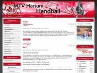 handball.mtv-harsum.de