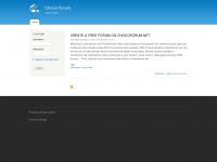 Forum erstellen - chocoforum.net