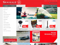 Bauhaus.at - BAUHAUS Österreich / Willkommen