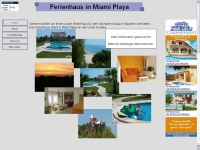 Ferienhaus-miami-playa.info - Ferienhaus in Spanien, Costa Dorada, Miami Playa mit Pool von Privat zu vermieten