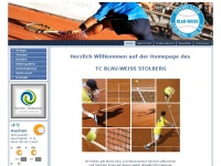 Tennisclub Blau Weiss Stolberg - Home