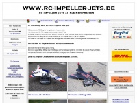 RC Impeller Jets | Ihr Blog f&uuml;r RC Impeller Jets / Lassen Sie sich mitreissen und motivieren von den RC Jets, die ich Ihnen hier vorstelle