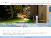 Ggh-heidelberg.de - GGH Gesellschaft für Grund- und Hausbesitz mbH Heidelberg - GGH Gesellschaft für Grund- und Hausbesitz