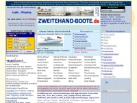 Zweitehand-boote.de - Default Parallels Plesk Panel Page