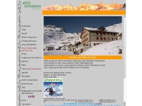 Hotel Tiefenbach am Furkapass: index.html >>> index.html