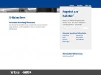 S-Bahn Bern: Willkommen!