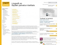 lingsoft.fi