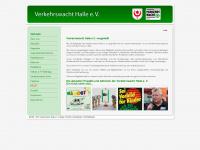Verkehrswacht Halle e.V. :: Startseite - Verkehrserziehung, Verkehrssicherheit, Verkehrsunfall, Hinweise, Ratschläge