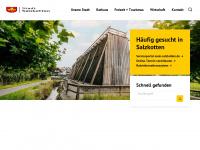 Internetauftritt Stadt Salzkotten - Startseite