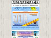 bogenfax.de