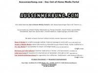 Aussenwerbung.com - Das Out-of-Home Media Portal