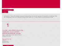 Programm - Baselbieter Konzerte
