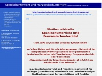 spanischunterricht-franzoesischunterricht-dresden.de