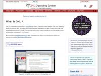 gnu.org Thumbnail
