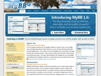 mybboard.net