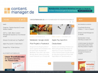 contentmanager.de Thumbnail
